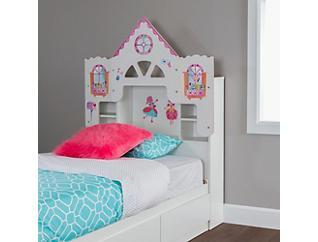 Vito Twin Dollhouse Headboard, , large