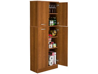 Axess Cherry Storage Pantry, , large