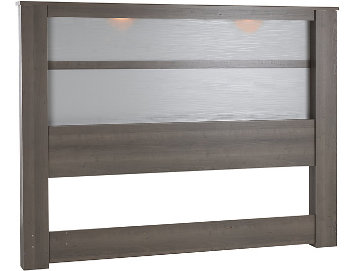 Gloria Gray King Headboard, , large