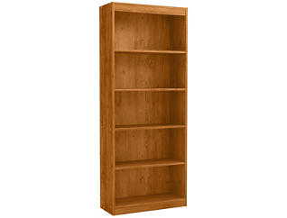 "Axess 69"" Pine Bookcase, , large"