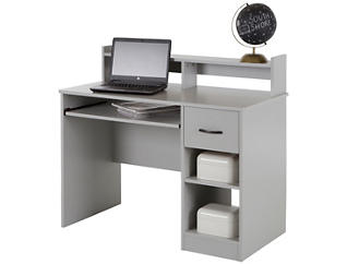 Axess III Grey Desk, , large