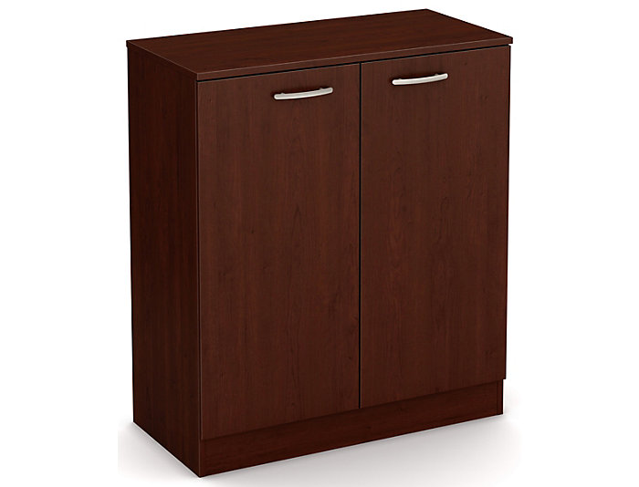 Thea Royal Cherry Cabinet, Brown, , large