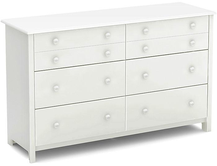 Little Smileys White Dresser, , large