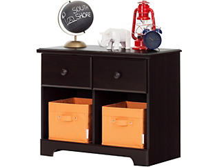 Breeze Brown Double Nightstand, , large