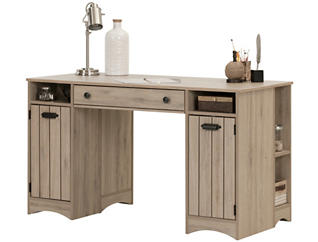 Artwork Oak Craft Table, , large