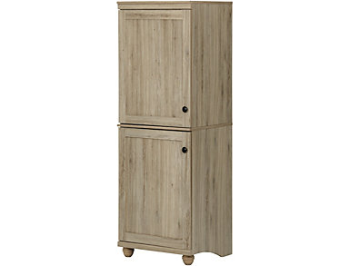 "Brewntwood 62"" Oak Cabinet, , large"