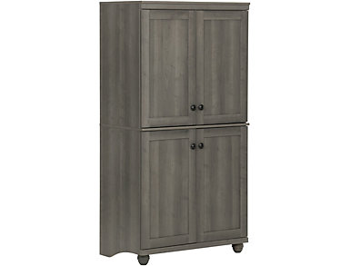 "Northridge 62"" Grey Cabinet, , large"