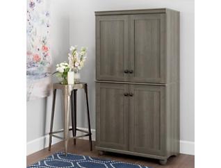 "Northridge 62"" Grey Cabinet, , large"