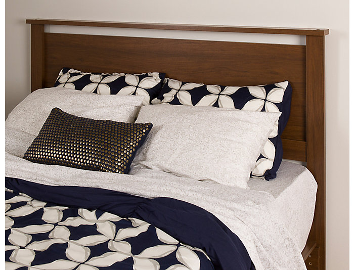 Primo Queen Brown Headboard, , large