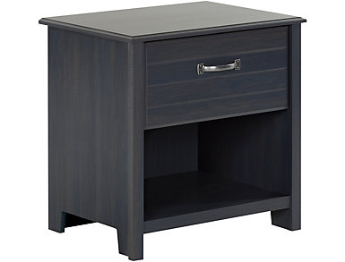 Ulysses Blueberry Nightstand, , large