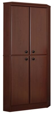 Willa 4 Door Armoire, Brown, swatch