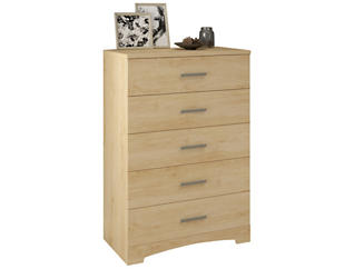 Gramercy Natural Maple Chest, , large