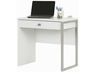 Interface I White Desk, , large