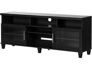 "Blyth 70"" Black TV Stand, , large"