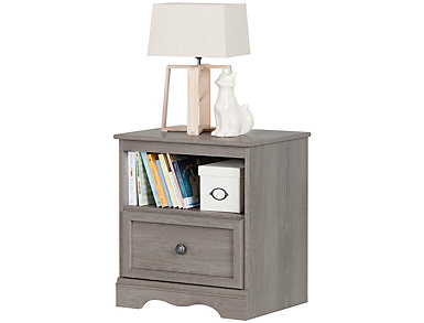 Savannah Sand Oak Nightstand, , large