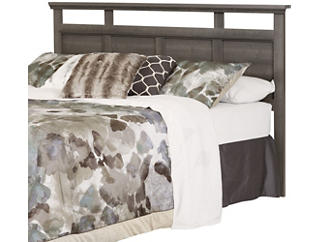 Versa King Gray Headboard, , large