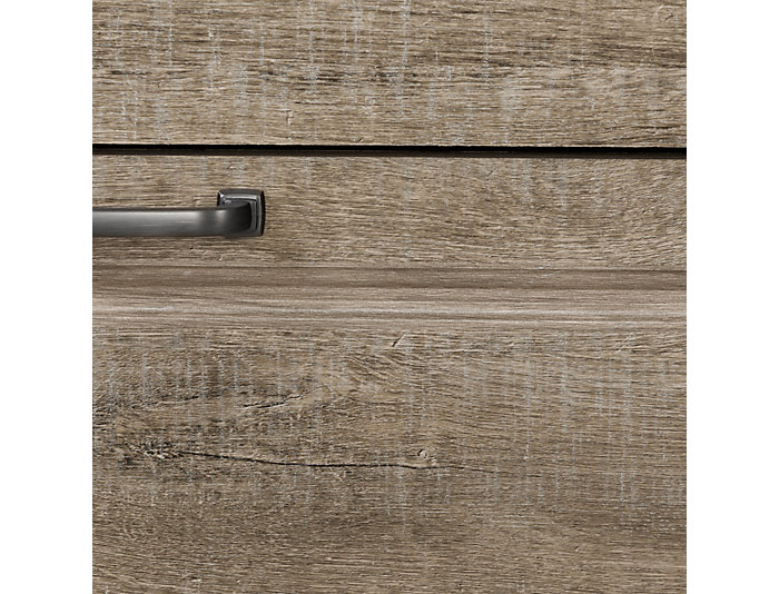 Lionel Weathered Oak Sideboard, , large