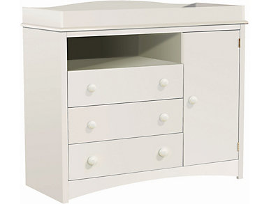 Peek-a-boo Changing Table, , large