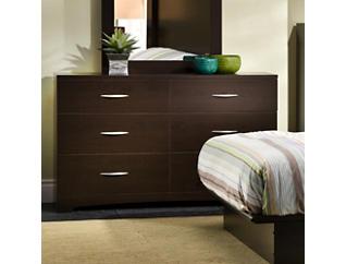 Step 1 Chocolate Dresser, Brown, large