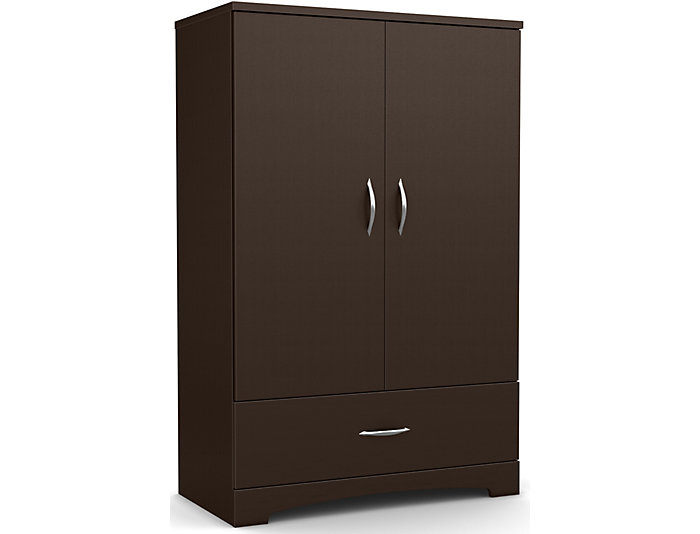 Step 1 Chocolate Armoire, , Large