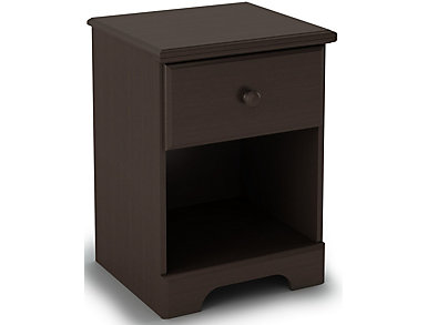 Summer Breeze Brown Nightstand, , large