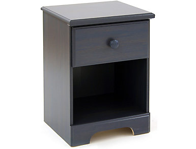 Summer Breeze Blue Nightstand, , large