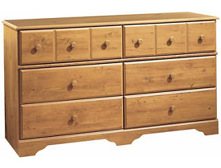 Little Treasures Pine Dresser, , large