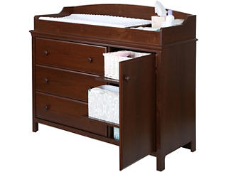Candy Cherry Changing Table, , large