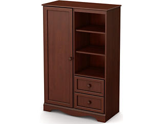 Savannah Royal Cherry Armoire, , large