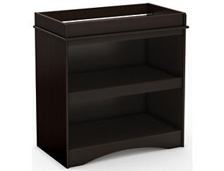 Espresso Open Changing Table, , large