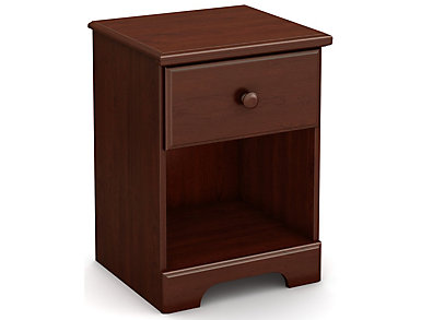 Breeze Cherry Nightstand, , large