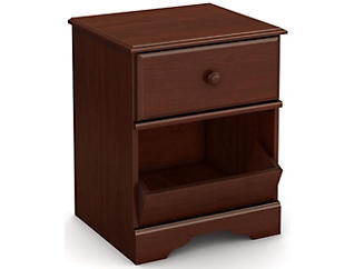 Treasures Cherry Nightstand, , large
