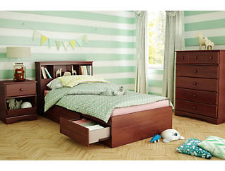 Treasure Twin Cherry Headboard, , large