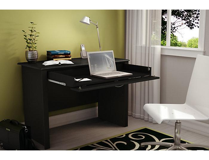 Work Black Desk, , large