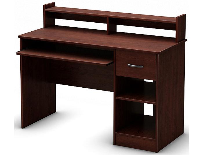 Axess III Cherry Desk, , large