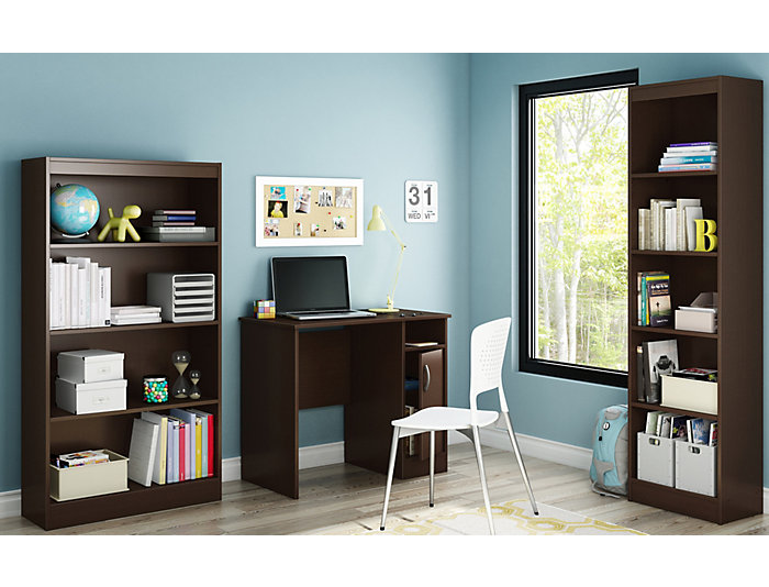 Axess I Brown Desk, , large
