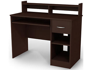 Axess III Brown Desk, , large