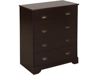 Fundy Tide Espresso Chest, , large