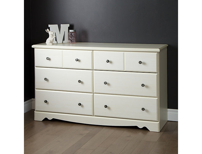 Country Poetry White Dresser, , large