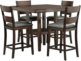 Pendleton Gathering Table   Stools, , large