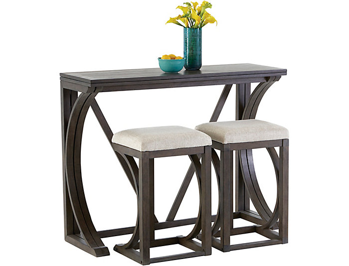 Prime Folding Antique Grey Bar Table Stools Set Of 2 Download Free Architecture Designs Rallybritishbridgeorg