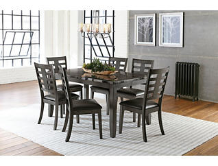 Canaan 7 Piece Dining Set, , large