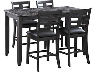 Canaan 5 Piece Counter Set, , large