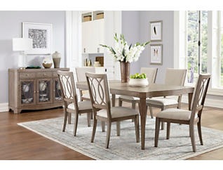 Venue Grey Dining Table, , large