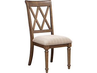 Rossmore X-Back Side Chair, , large