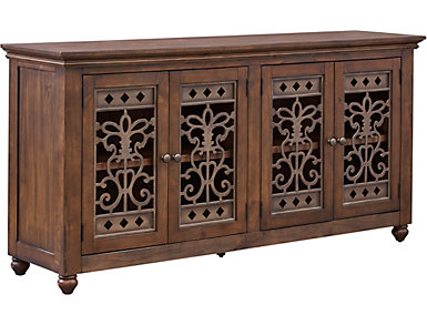 Paisley Court Dining Buffet, , large