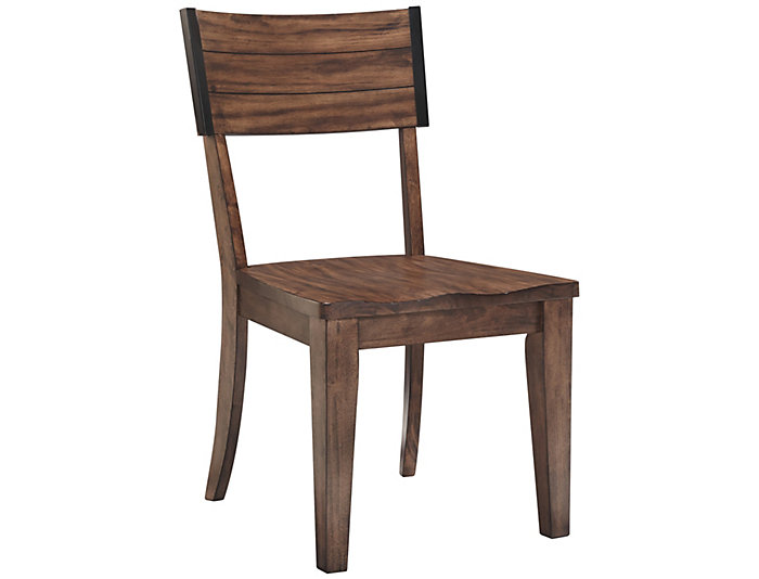 Nelson Square Back Chair, , large