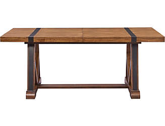Charmant Nelson Trestle Dining Table