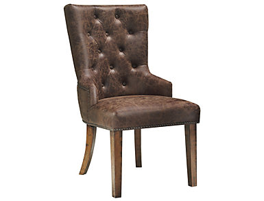 Nelson Upholstered Chair, , large