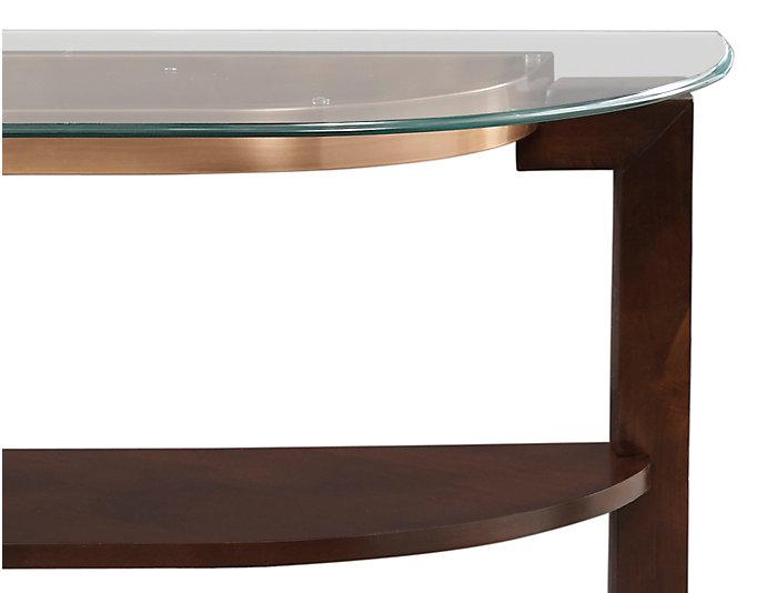 Coronado Sofa Table, Brown, , large